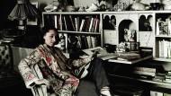 Zeigte Entschlossenheit und Mut in dunklen Zeiten: Gisèle van Waterschoot van der Gracht in ihrem Atelier in Leuven im Jahr 1941