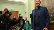 Hat Gold im Visier: Italiens Innenminister Matteo Salvini