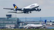 Billigairlines und der dadurch fallende Ticketpreis machen Lufthansa zu schaffen.