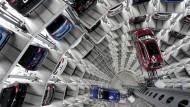 Die Autoindustrie ist sehr pessimistisch – zentraler Grund ist der andauernde Chipmangel.