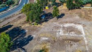 Zeugnis der Vergangenheit: bei Ausgrabungen auf einer Anhöhe der Kleinstadt Kfar Kama im Norden Israels entdeckten Archäologen Teile eines knapp 1300 Jahre alten Klosters.
