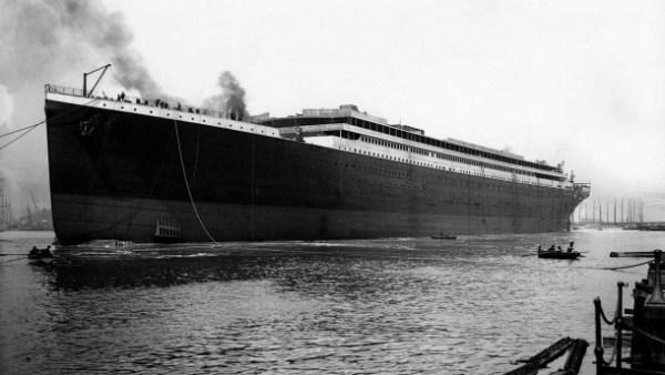 Titanic: Hundert Jahre Untergang - Technik & Motor - FAZ