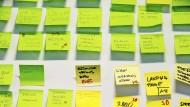 """Ansichten des Startup Unternehmen Stylemarks im Inkubator """"hub:raum"""" der Deutschen Telekom"""