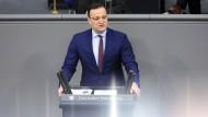 Minister mit Macht: Bundesgesundheitsminister Jens Spahn (CDU)