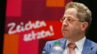 """Empfindet Schäubles Äußerungen als """"wohltuend"""": der frühere Präsident des Verfassungsschutzes Hans-Georg Maaßen"""