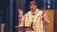 Geht mit gutem Beispiel voran: Erzbischof Stephan Burger aus Freiburg