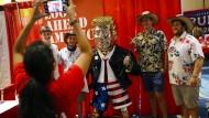 Konferenz der Konservativen: Will Trump 2024 wieder antreten?