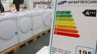 Neue Energielabels: Keine Kühlschränke mit A+++ mehr