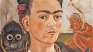 """Der von Luis-Martín Lozano herausgegebene Band """"Frida Kahlo: Sämtliche Gemälde"""""""