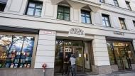 Noble Adresse: Die Deutschland-Zentrale von Blackrock sitzt in der früheren Münchener Börse am Lenbachplatz.