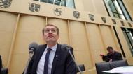 Bundesratspräsident und schleswig-holsteinischer Ministerpräsident Daniel Günther (CDU)