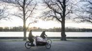 Stadtverkehr: Das Rad der Zeit