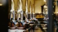 Seit dem neunzehnten Jahrhundert eine Institution: das Café Sperl im sechsten Wiener Gemeindebezirk Mariahilf