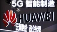 Die Netzwerktechnik des chinesischen Anbieters Huawei steht in der Kritik.