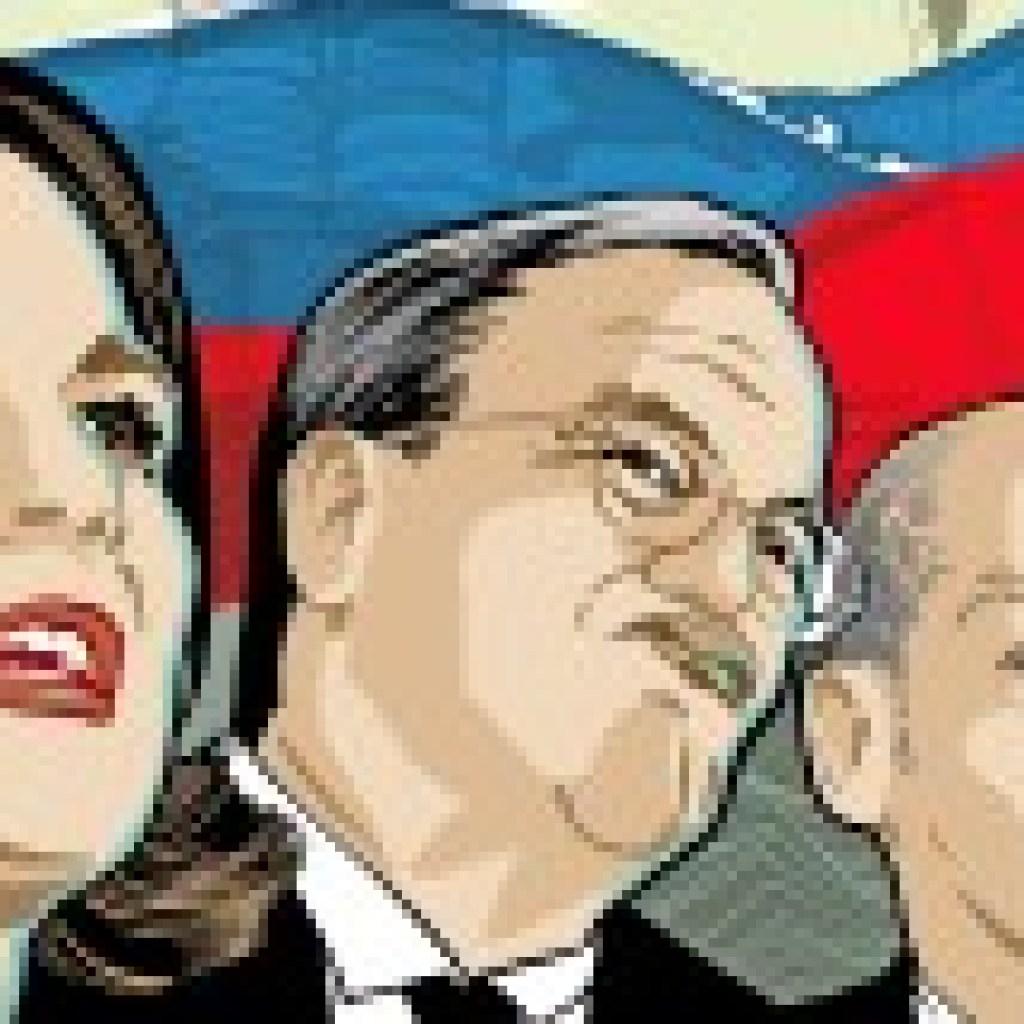 Wie bei Dostojewski: Was für ein Russlandbild haben die Kanzlerkandidaten?