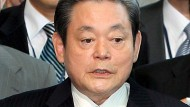 Der verstorbene Lee Kun-hee war der Vorsitzende des südkoreanischen Elektronikkonzerns Samsung. (Archivbild aus dem Jahr 2008)