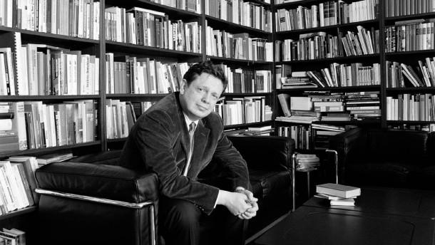 Frank Schirrmacher, Herausgeber der FAZ