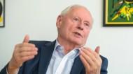 Der Linken-Mitbegründer und ehemalige SPD-Vorsitzende Oskar Lafontaine
