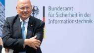 Arne Schönbohm ist der Präsident des Bundesamtes für Sicherheit in der Informationstechnik (BSI).