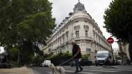 Jeffrey Epstein besaß in Frankreich viele Kontakte und auch Immobilien, wie hier im 16. Bezirk von Paris.