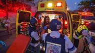 Angriffe in Israel und Gaza: Wenn man die Angst hören kann