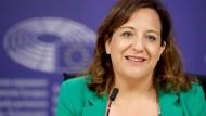 Führungsstark: die Fraktionschefin der europäischen Sozialdemokraten Iratxe García Pérez