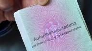 Asylverfahren in Deutschland dauern inzwischen deutlich kürzer.