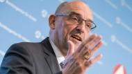 Detlef Scheele, Vorstandsvorsitzender der Bundesagentur für Arbeit (BA)