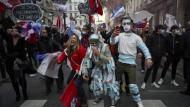 Wie sich Corona auf die künftige Gesellschaft Frankreichs auswirkt