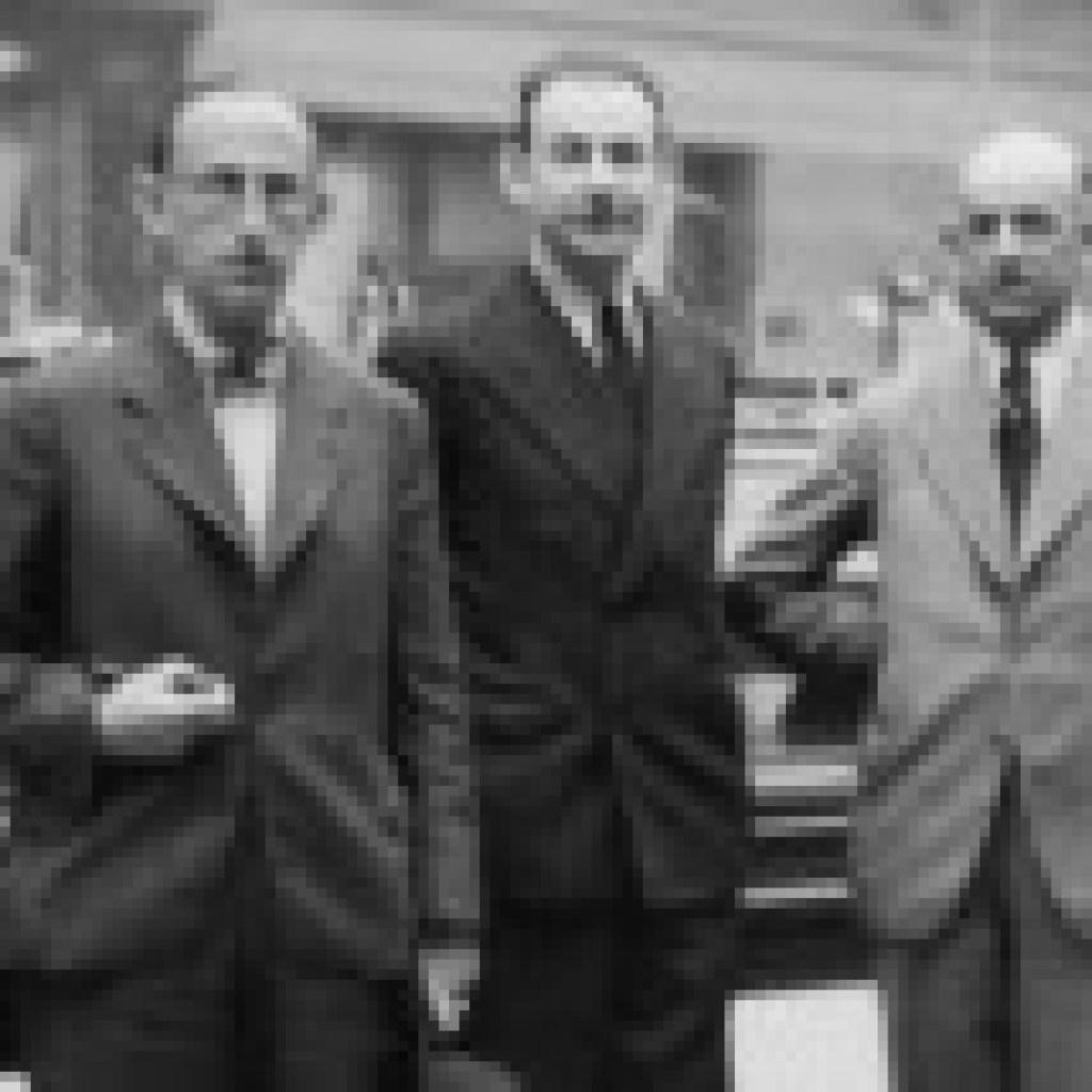 """Sicherheit stellte sich nie mehr ein: Jay H. Geller Biographie """"Die Scholems"""""""