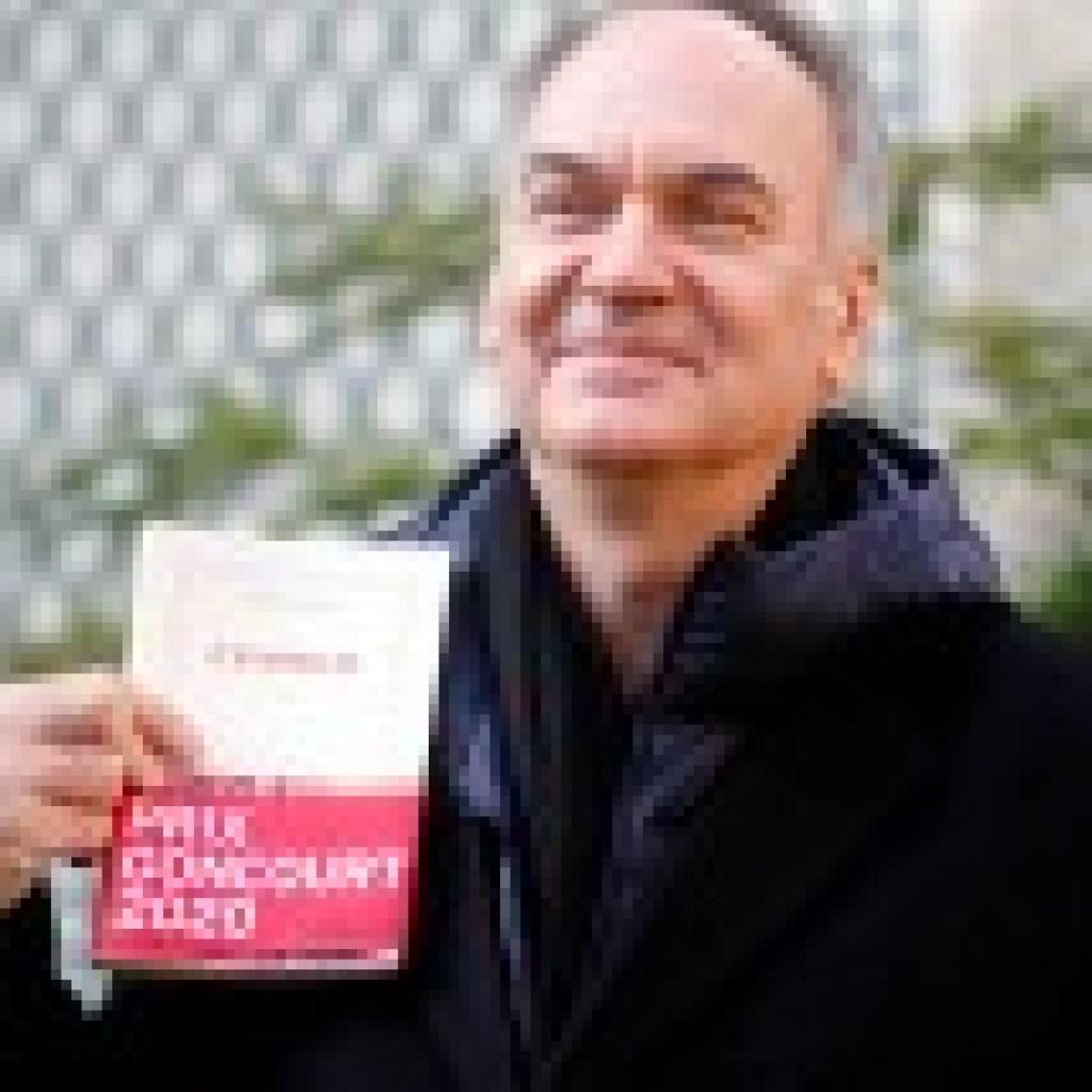 Französischer Literaturpreis: Prix Goncourt geht an Hervé Le Tellier