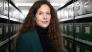 Ist zuletzt unter Druck geraten: Sandra Richter, seit 2019 Direktorin des DLA Marbach