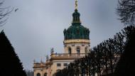 Zentraler Schauplatz für die Ausstellungen der Schlösserstiftung: Schloss Charlottenburg in Berlin
