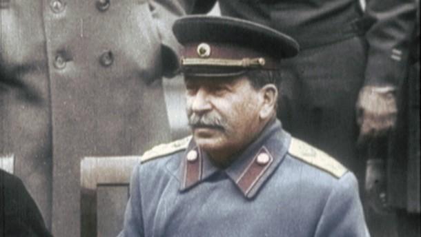 Kopie von Stalin in Farbe