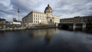 105 Millionen Euro: Spendensoll für umstrittene Fassade am Humboldt Forum erfüllt