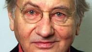 Horst Stern (1922-2019).