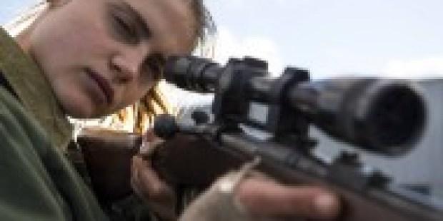 Antifa-Film bei Netflix: Das Mädchen mit dem Jagdgewehr