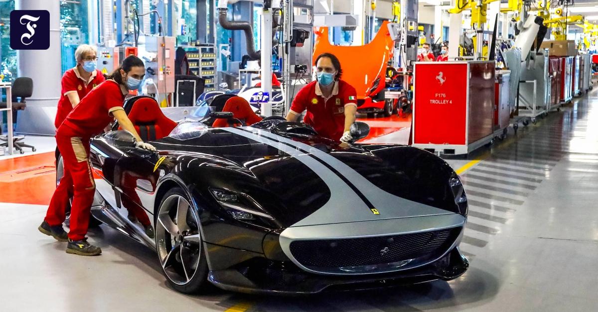 Tenth Place For The Carmaker Ferrari In The Fast Lane Memesita