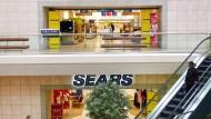 Die Kaufhauskette Sears hat finanzielle Probleme.
