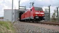 Auch die Deutsche Bahn hat jüngst sich über Anleihen mit Liquidität eingedeckt.