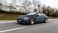 Auf Rekordkurs: Daimler-Aktie schiebt den Dax an