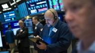 Nicht nur an der New Yorker Börsen klettern die Kurse auf Rekordniveau.