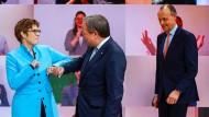 Kommentar zum neuen CDU-Vorsitzenden: Mit Laschet auf Nummer Sicher