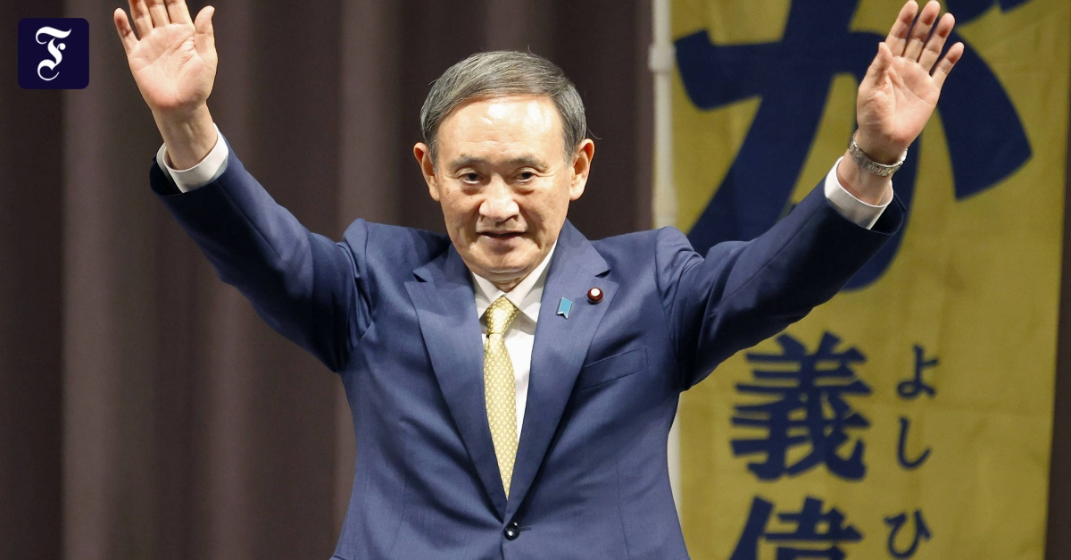 Japan Prime Minister: Suga succeeds Abe – Archyde