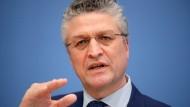 RKI-Chef Wieler mahnt zu großer Vorsicht bei Öffnungen