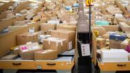 Weihnachtsgeschenke: Post erwartet Paketrekord