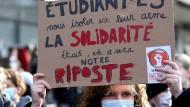 Corona-Krise in Frankreich: Ein-Euro-Mahlzeiten gegen die studentische Wut
