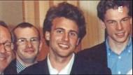Emmanuel Macron als Student in den frühen 2000er Jahren
