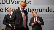 Kommentar zum CDU-Parteitag: In kürzester Zeit maximalen Rückhalt