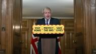 Kommentar: Boris Johnsons Protzen mit dem Impfen ist unwürdig
